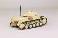 DeAgostini; Panzer II Tank; 21st Panzer Div; Libya 1941