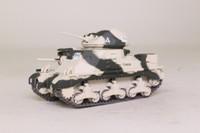 DeAgostini; M3 Grant Mk1 Tank; 8th Army Tactical HQ, Tripoli, Libya, 1943