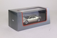 Atlas Editions 7 687 104; 1978 BMW M1; Plated Silver