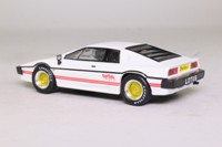 James Bond - Lotus Esprit Turbo; For Your Eyes Only (White); Universal Hobbies 69