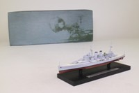 Atlas Editions 7 134 114; Warships Collection; HMS Exeter, WW2 Heavy Cruiser
