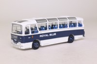 EFE 12119; Harrington Cavalier Coach; Royal Blue;  London