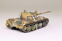 DeAgostini Russian T-54 Tank; 1978 Czechoslovakian Army, Vltava River Sector