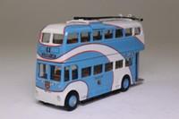 Corgi OOC 40105; Weymann /BUT Trolleybus; Bradford Corporation; Coronation; Rte 8 Duckwoth Lane