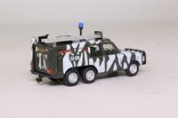 Oxford Diecast 76TAC005; Range Rover TAC R2 Fire Appliance 6x6; SFOR Boznia & Herzegovana 1997