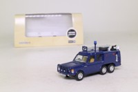 Oxford Diecast 76TAC002; Range Rover TAC R2 Fire Appliance 6x6; The Queen's Flight