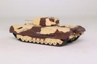 Oxford Diecast 76CHT001; Churchill Tank; Kingforce, Major King