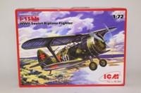 ICM 72012; Polikarpov Po-2 Biplane; Self Assembly Kit