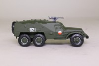 EAC; BTR-152 Soviet Armoured Personnel Carrier; Olive