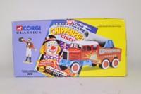 Corgi Classics 17801; Scammell Constructor; Human Cannonball, Chipperfields Circus