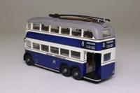 Corgi OOC OM43701; Q1 Trolleybus; Belfast Corporation; Rt 8 Creggagh, via High Street & Albert Bridge