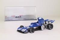 Panini; Tyrrell 006 Formula 1; 1973 Jackie Stewart; RN5