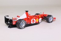 Panini; Ferrari F2002 Formula 1; 2002 Michael Schumacher