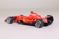 Panini; Ferrari F2007 Formula 1; 2007 Australian Grand Prix; Kimi Raikkonen; RN6