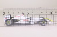 Panini; Brawn GP 01 Formula 1; 2009 Jenson Button; RN22