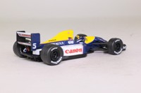 Panini; Williams FW14B; 1992 Nigel Mansel; RN5