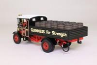 Corgi Classics 80206; 1925 Foden C Type Steam Lorry; Dropside, Guinness for Strength