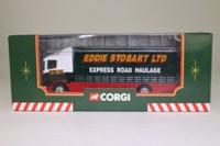 Corgi Classics 59508; Scania R Cab, 1:64 Scale; Rigid Curtainside; Eddie Stobart Ltd