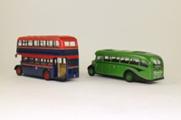 Corgi Classics 97077; East Lancashire Bus & Coach Set; Guy Arab Bus & Leyland Tiger Coach