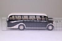 Corgi Classics 97113; Bedford OB Duple Vista Coach; Warburtons of Bury; Rhyl
