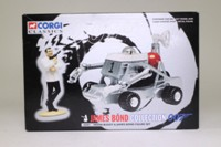 Corgi Classics 65201; James Bond Moon Buggy, Figure of James Bond