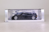 Spark S0898; 1994 Schuppan 962CR; Black