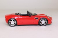 Spark S0397; 2005 Alfa Romeo 6C Spyder; Open Top, Red