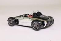 Spark S2007; K.O 7 Spider; Black & Chrome