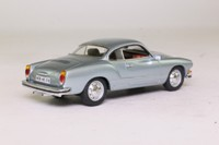 NEO NEO44310; 1970 Volkswagen Karmann Ghia Coupe; Metallic Silver Blue