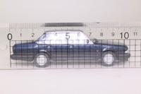 Kess KE43000151; 1983 Alfa Romeo Alfa 6 2.5i Quadrifoglio Oro; Metallic Electric Blue