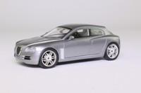 Replicars REPJAG02; 2003 Jaguar R-D6 Concept; Metallic Silver