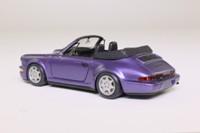 Heco; 1991 Porsche 911 Carrera 2 Cabriolet; Metallic Purple