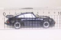 Kyosho 05525DB; 1988 Porsche 911 Turbo 3.3; Dark Blue