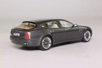Premium X PR0468R; 2008 Maserati Quattroporte Bellagio Fastback; Dark Grey Metallic