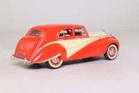 Best of Show BOS43485; 1951 Bentley MkVI Harold Radford Countryman Saloon; Red & Cream