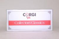 Corgi Classics C862; 1910 Renault 12/16 Coupe; Light Blue, White Hood