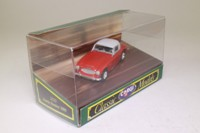 Corgi Classics D733/1; Austin Healey 3000 Mk1; Hard Top, Red, Cream