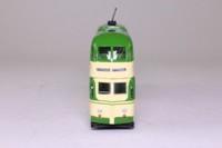 Atlas Editions 4 648 101; Blackpool Balloon Tram; 1950s Livery, Fleetwood/Promenade