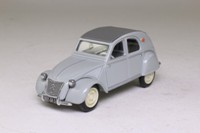 Dinky by Matchbox DY-32; 1957 Citroen 2CV; Grey