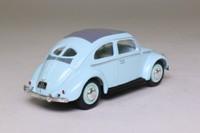 Dinky by Matchbox DY-6; 1952 Volkswagen Beetle; Light Blue