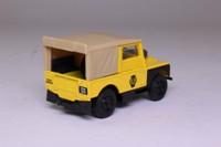 Dinky Matchbox DY-9; 1949 Land-Rover; AA, Yellow
