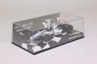 Minichamps 430 980070; Tyrrell Ford 026 Formula 1; 1998, Launch Version, Toranosuke Takagi; RN21