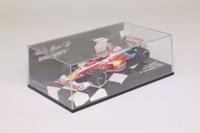 Minichamps 430 990006; Williams Supertec FW21; 1999 Michael Schumacher; RN6