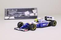 Minichamps 430 940002; 1995 Williams FW16 Formula 1; 1994 Aytron Senna; RN2