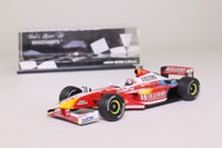 Minichamps 430 990095; Williams Supertec FW21; 1999 Show Car; Alex Zanardi; RN5