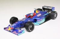 Minichamps 430 990081; Sauber C18 Formula 1; Jean Alesi, Show Car