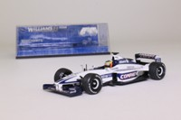 Minichamps 430 00009; Williams BMW FW22 Formula 1; 2000 Ralf Schumacher; RN9