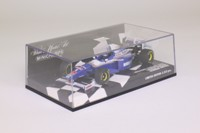 Minichamps 430 970004; Williams FW19 (1:43); 1997; Heinz-Harald Frentzen; Launch Version; RN4