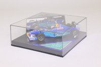 ONYX 1997 Sauber C16 Petronas Formula 1; Johnny Herbert, RN17, Red Bull