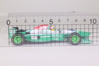 ONYX 289; Forti Ford FG03 Formula 1; 1996 Spanish GP, Luca Badoer, RN22
